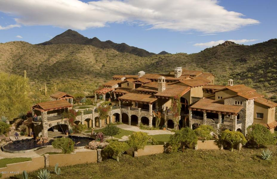 Scottsdale arizona dc ranch homes for sale scottsdale for Executive ranch homes